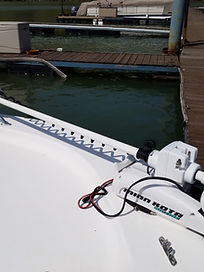 Fishing Boat Renal with Trolling Motor and Fish Finder