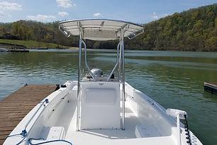 Savannah Skiff Fishin Boat