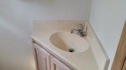 Bathroom - Corner Sink