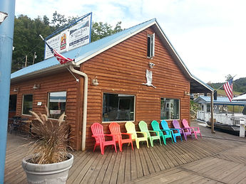 Sutton Lake Marina Ship's Store