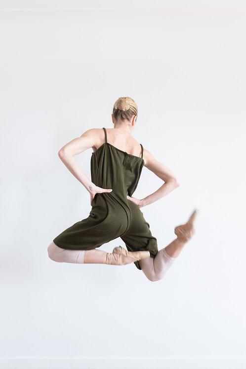 Woolen Jumpsuit