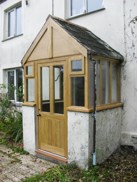 Replacement Idigbo Porch