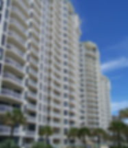 See gulf front condos for sale at Silver Beach Towers in Destin.