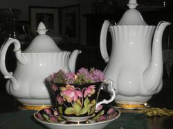 China Tea and Coffee Pot