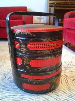 Oriental box.