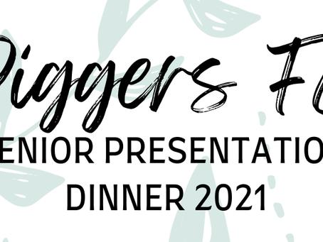 2021 Senior Dinner