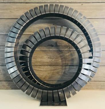 Coil Sculpture