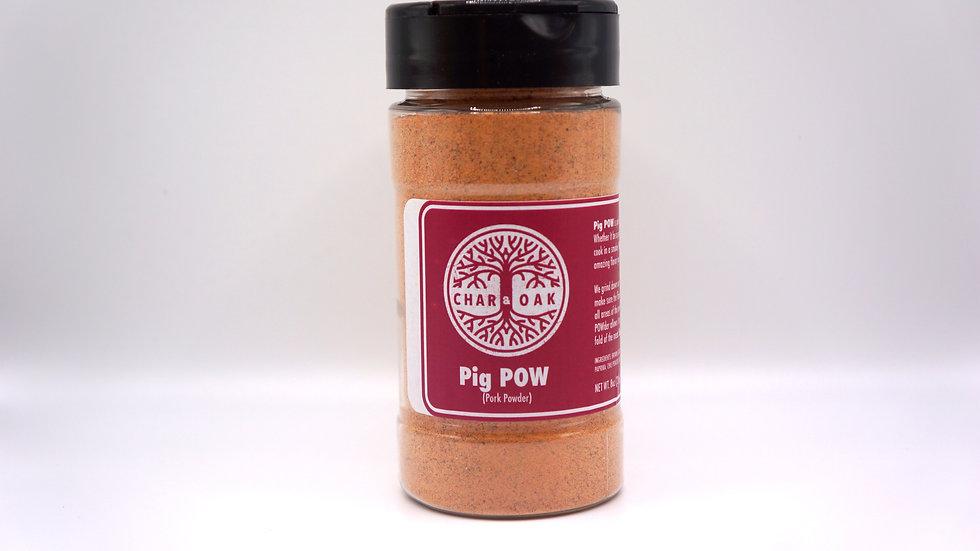 Pig POW (Pork Powder)