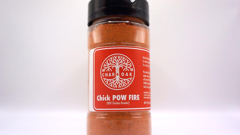 Chick POW FIRE (HOT Chicken Powder)