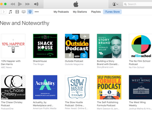 No Film School podcast on iTunes Top 10