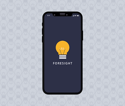"Cover image for ""Foresight"" project"