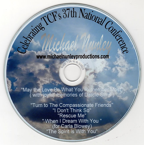 Songs for T.C.F.'s 37th National Conference