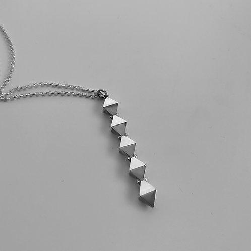 Sawtooth Necklace