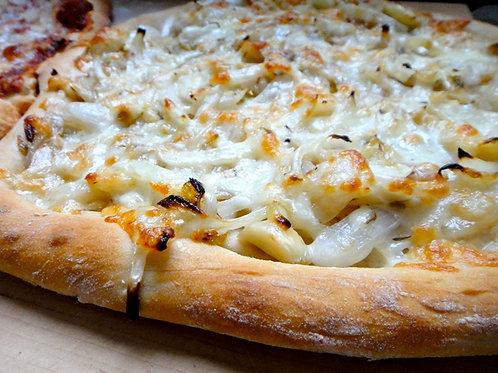 Pizza CebollaY Muzzarela, 10 unidades