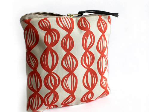 Coral Tails Pouch