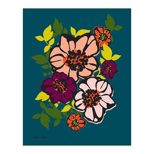 Bouquet Print