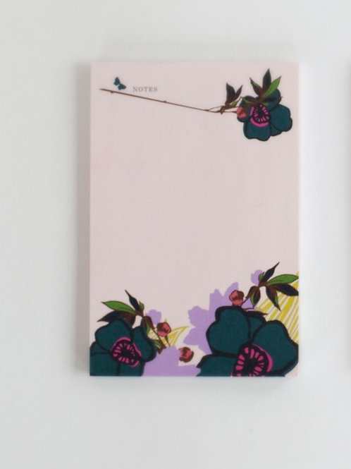 Bouquet Note Pad