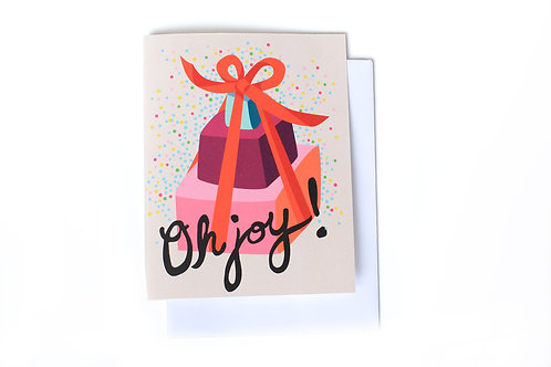Oh Joy! Note Card