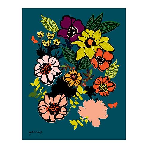 Full Bloom Print