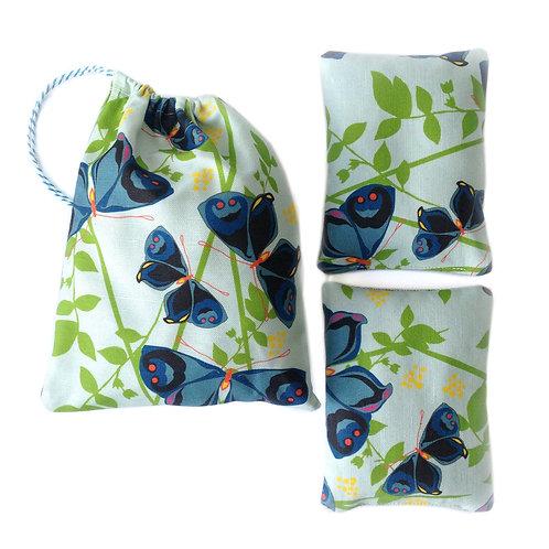 Butterfly Lavender Sachet Set