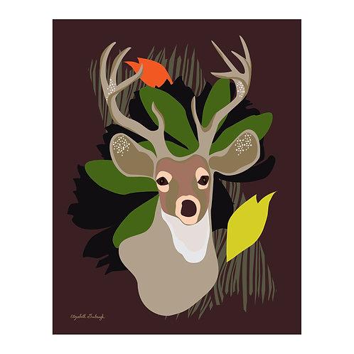 Buck Print