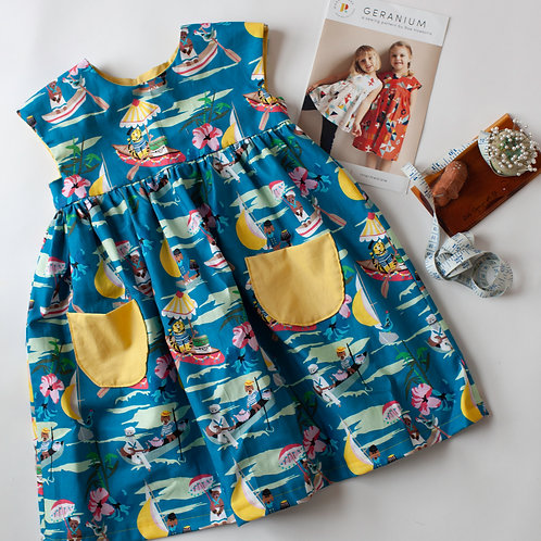 Out to Sea Dress