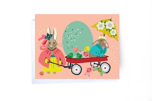 Egg Easter Card