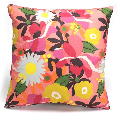 Backyard Garden Pillow