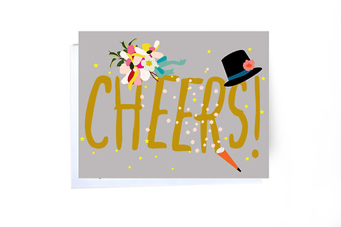 Cheers + Confetti