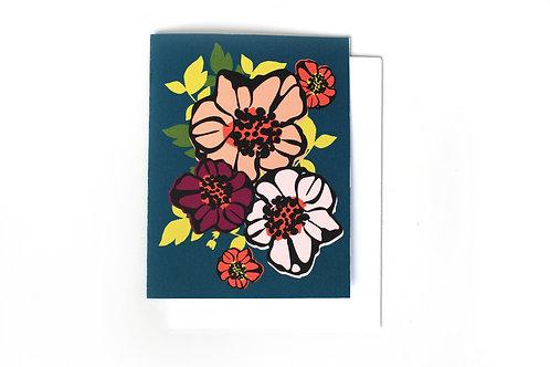 Bouquet Note Card