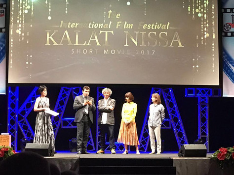Premiato Darrel al Kalat Nissa Film Festival 2017