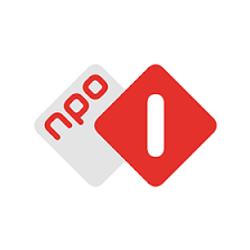 Nederland 1 Logo White
