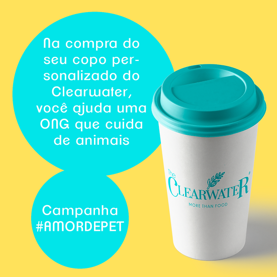 The Clearwater Cup - Campanha #AMORDEPET
