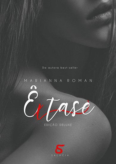 Livro Êxtase, Marianna Roman - Edição Deluxe [PRÉ-VENDA]