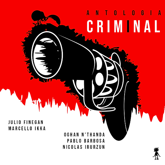 Livro Antologia Criminal - Livro II Duologia Crimes - Vários Autores