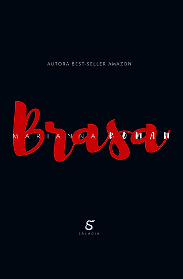 Livro/Conto Brasa - versão em português - Marianna Roman [PRÉ-VENDA]