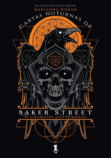 Cartas Noturnas de Baker Street: O chamado das sombras, Marianna Roman