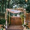חתונה אינטימית בחצר טוסקנה פינת ישראל