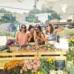 Happy summertime memories with my girls!