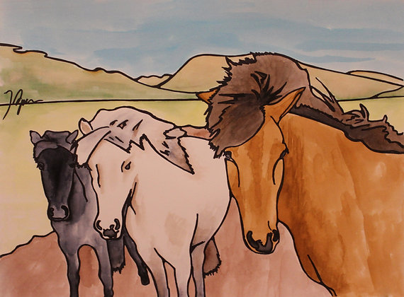 A Horses' Life