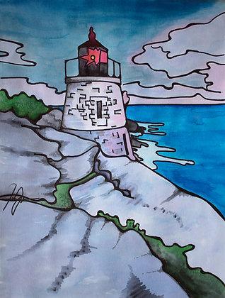 Rock Lighthouse