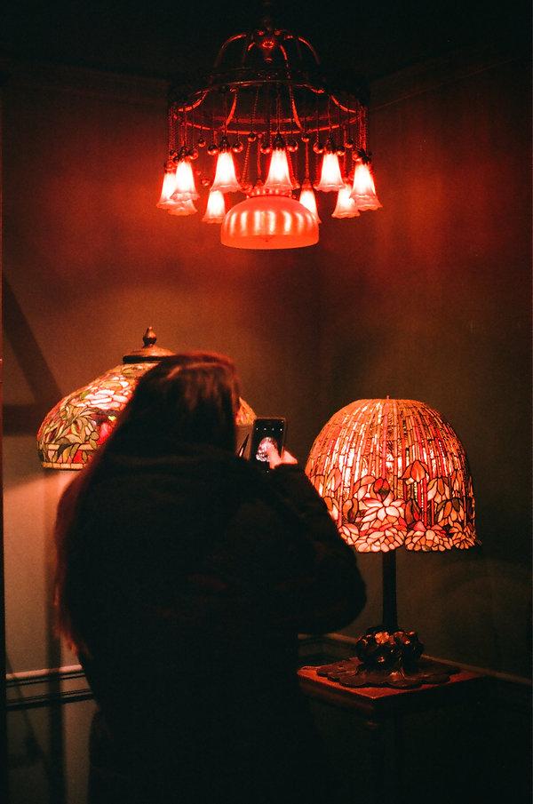 A Bleeding Light's Corner