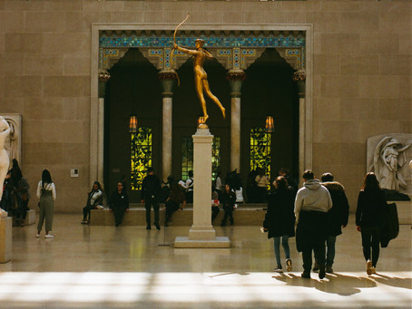 Photographing Life at the Met