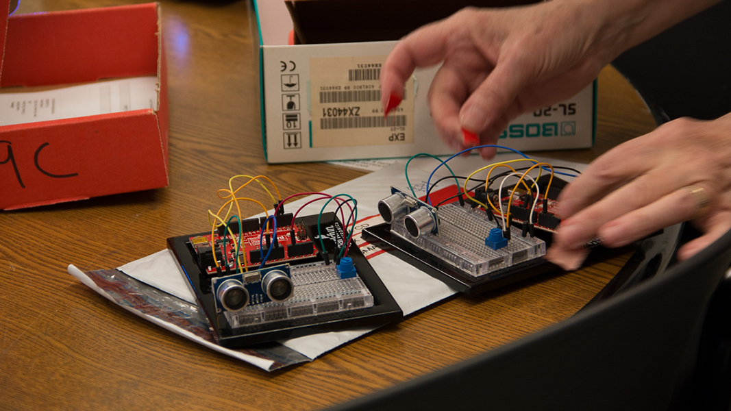 Arduino assembly for prototype