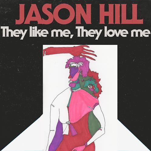 They like me, They love me (Single)