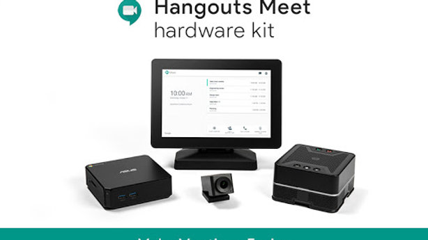 Google Meet Hardware Kit
