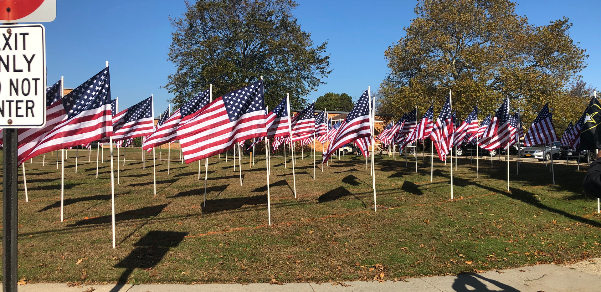 American Flag- Field of Honor - The Krug Team