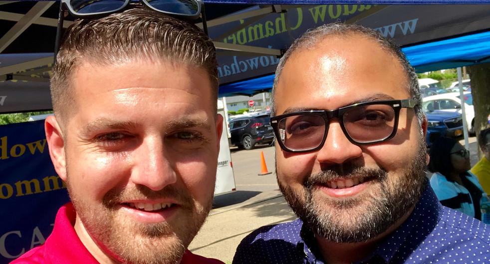 Community Pride Day- New York State Senator Kevin Thomas