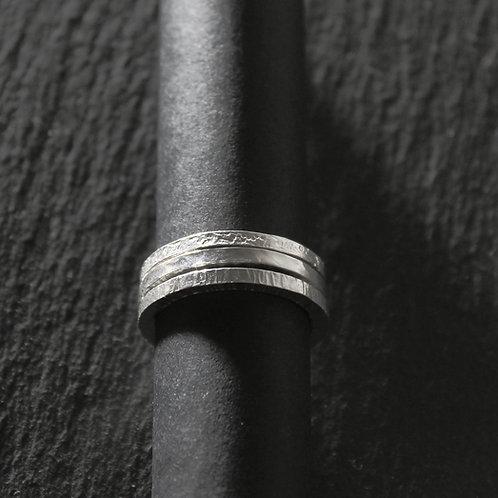 Set of 3 Handmade Stacking Rings
