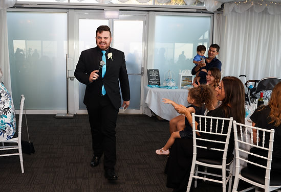 Nathan Cassar - Master of Ceremonies Syd